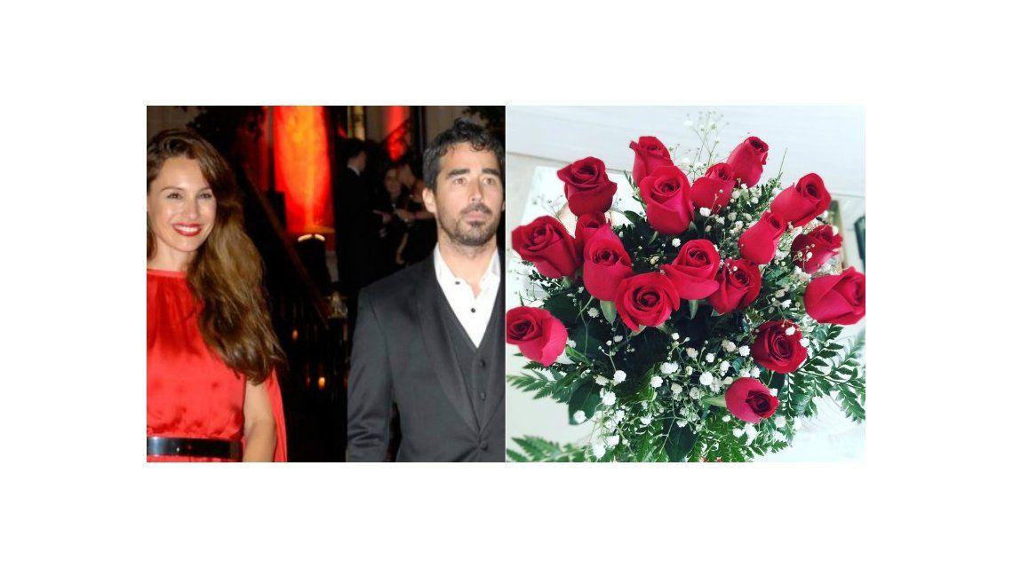 Tras confirmarse su romance con Nacho Viale, Pampita se muestra enamorada: Me encanta amanecer con flores