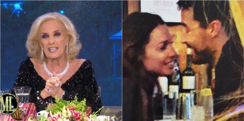 Mirtha Legrand, la voz oficial: Nacho está de novio con Pampita, estoy autorizada para decirlo