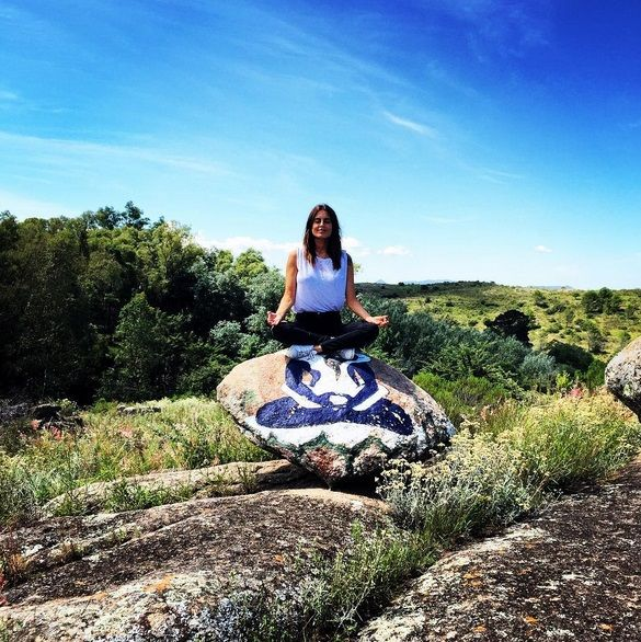Después de estar internada, el descargo de Silvina Luna: La salud es un regalo de la vida