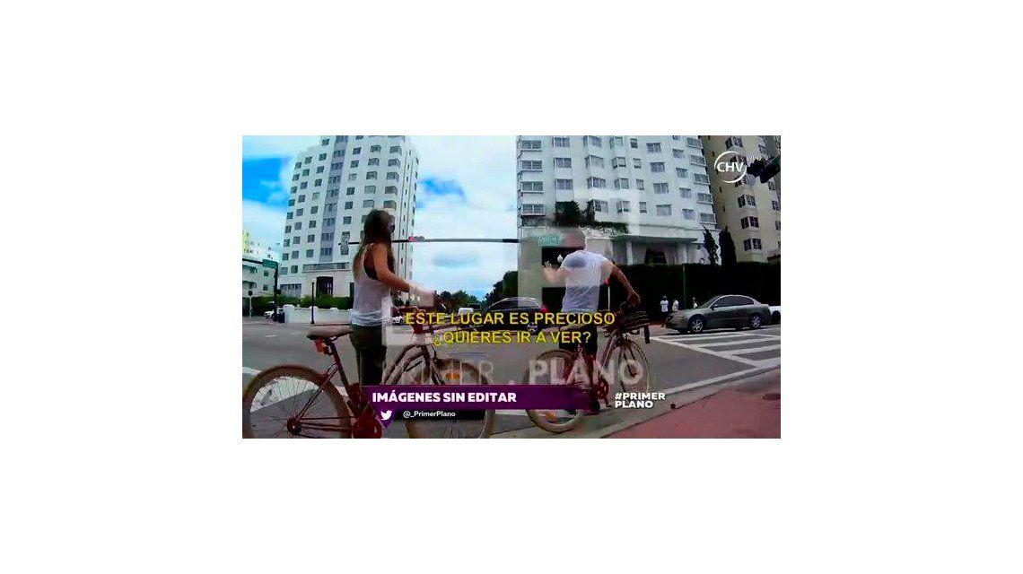 Aparecen nuevas imágenes de la China Suárez y Benjamín Vicuña en Miami y en Chile confirman que son pareja