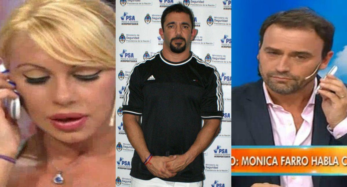 En medio de acusaciones de infidelidad a Mónica Farro, Juan Suris habló desde la cárcel