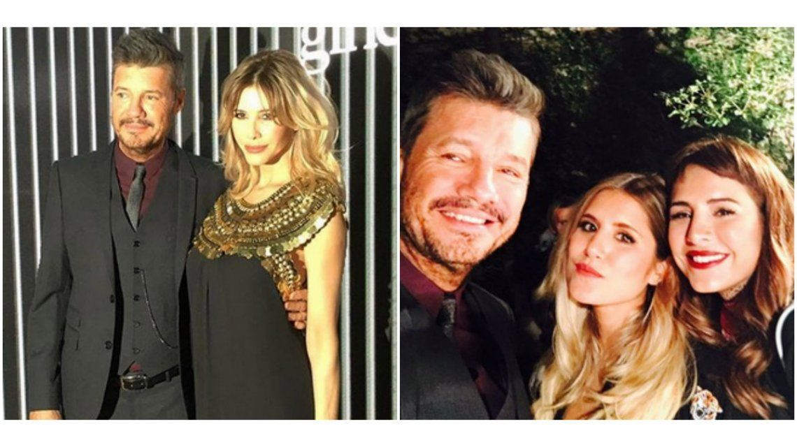Mica Tinelli presentó la nueva colección de su marca rodeada de familia y amigos