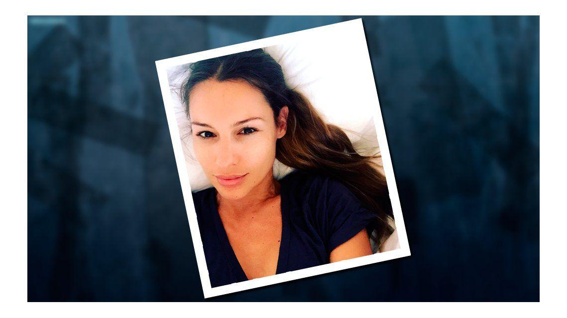 Después del video romántico de la China Suárez y Benjamín Vicuña, Pampita respondió en las redes sin maquillaje