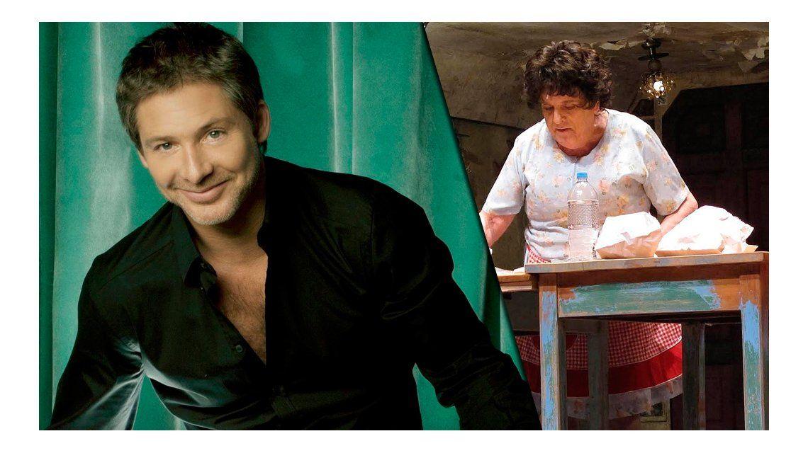 Adrián Suar lleva a la TV Más respeto que soy tu madre, ¿sin Antonio Gasalla?