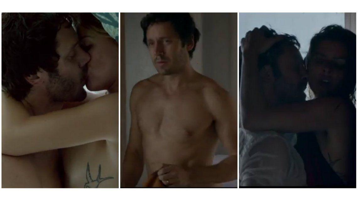 Explosivo trailer de El hilo rojo: fuertes escenas de sexo y desnudo entre la China Suárez y Benjamín Vicuña