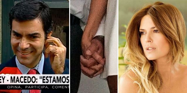 Juan Manuel Urtubey, sobre su romance con Isabel Macedo: Estamos muy felices