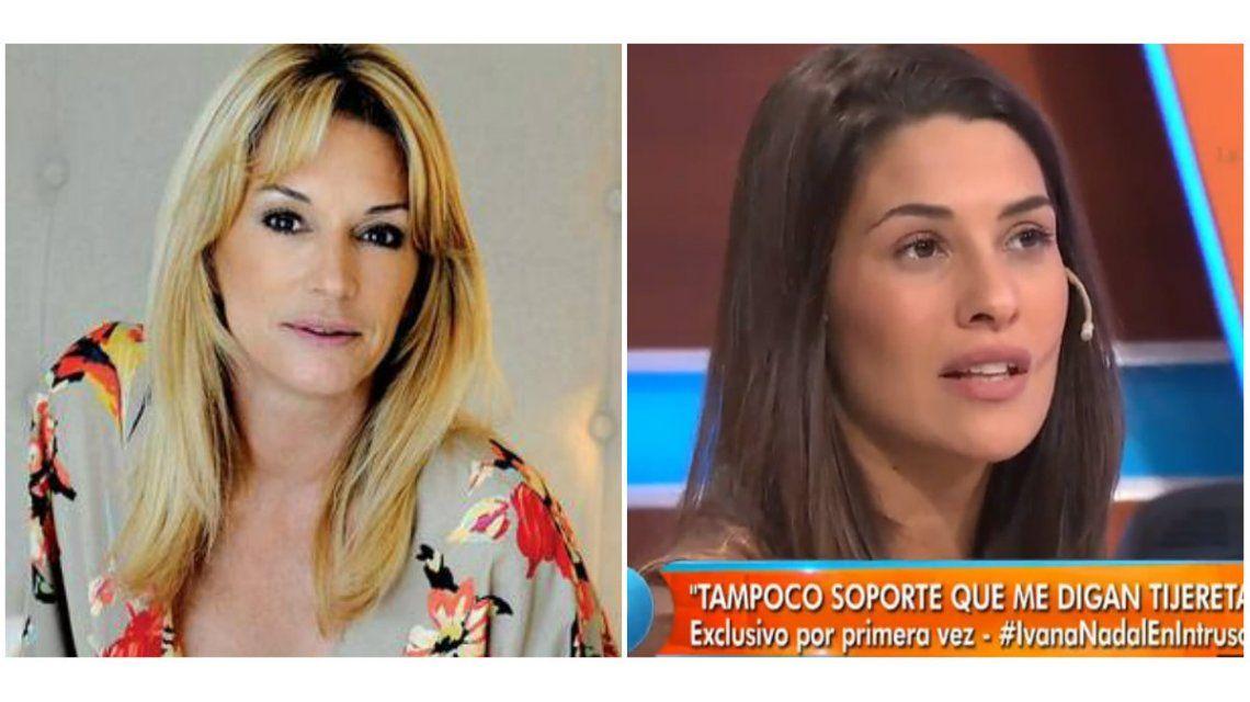 Yanina Latorre destrozó a Ivana Nadal: Ayer dijo una frase que fue un horror, no me da pena