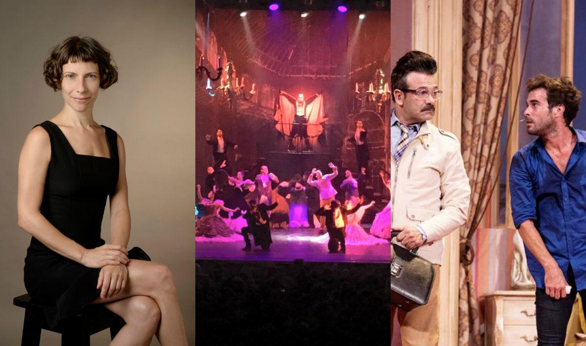 Drácula, Lovemusik y El quilombero, líderes de la taquilla porteña
