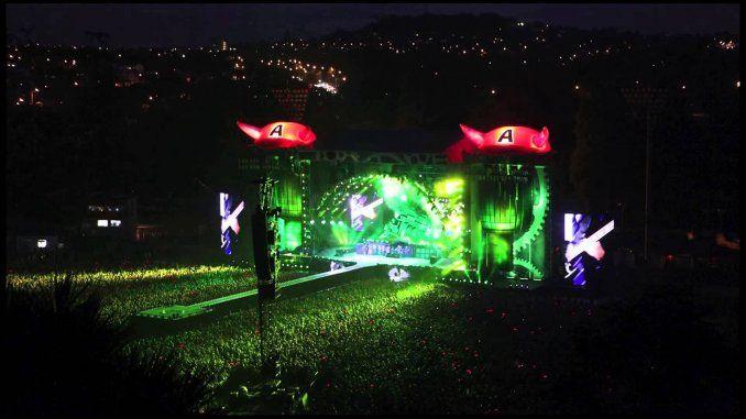 AC/DC suspende la gira porque su cantante se está quedando sordo