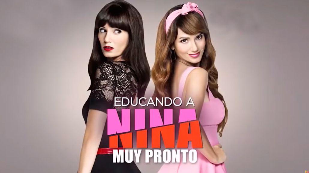 Mirá la divertida promo de lanzamiento de Educando a Nina