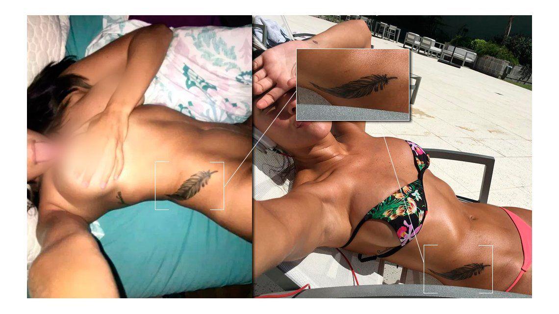 Ivana Nadal, otra víctima del hackeo: las fotos prohibidas que desataron su vergüenza