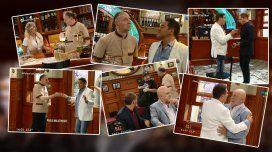 Polémica en el bar, con picos de 12 puntos: la emoción de Iúdica y Tristán por Sofovich