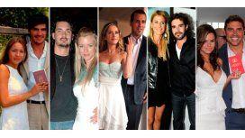 Estos fueron los casamientos express de los famosos