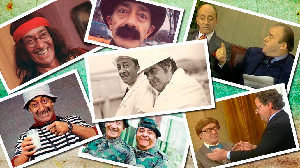 A 28 años de la muerte de Alberto Olmedo, recordamos sus grandes personajes