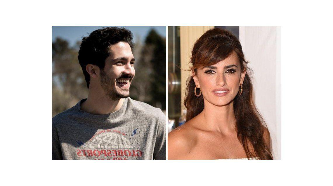 Chino Darín contó cómo será su papel en la película que filmará con Penélope Cruz