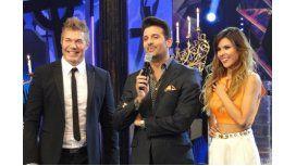 Fernando Burlando y Barbie Franco se enfrentarán en Canta si puedes