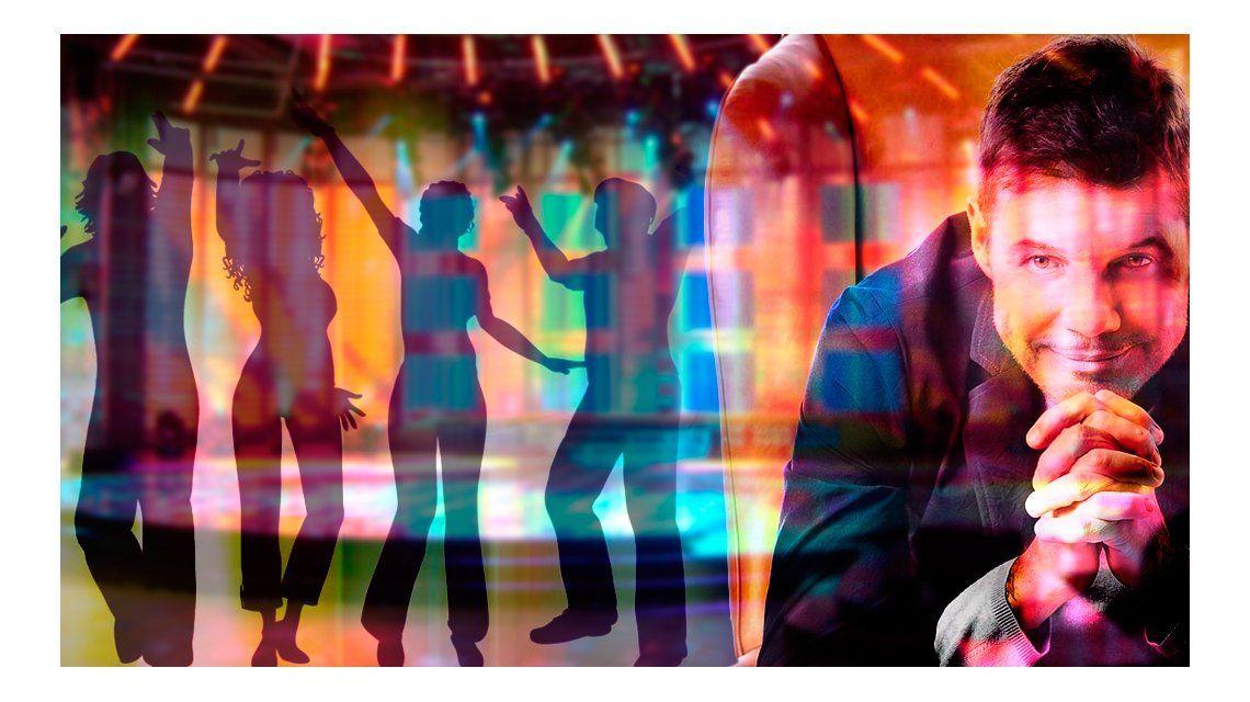 El fixture de la primera semana del Bailando 2016
