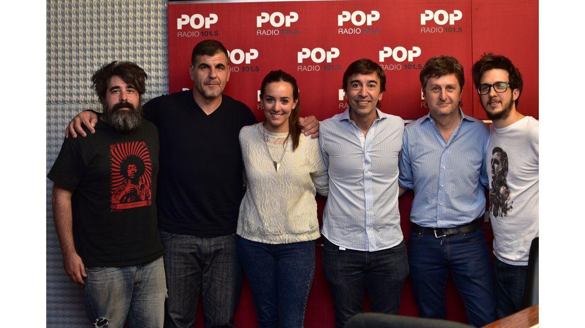 #FutbolPop: Viví el Superclásico por Radio Pop
