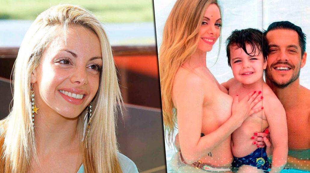 El descargo de Gisela Bernal por sus fotos desnuda con su hijo Ian: Sé de quién viene