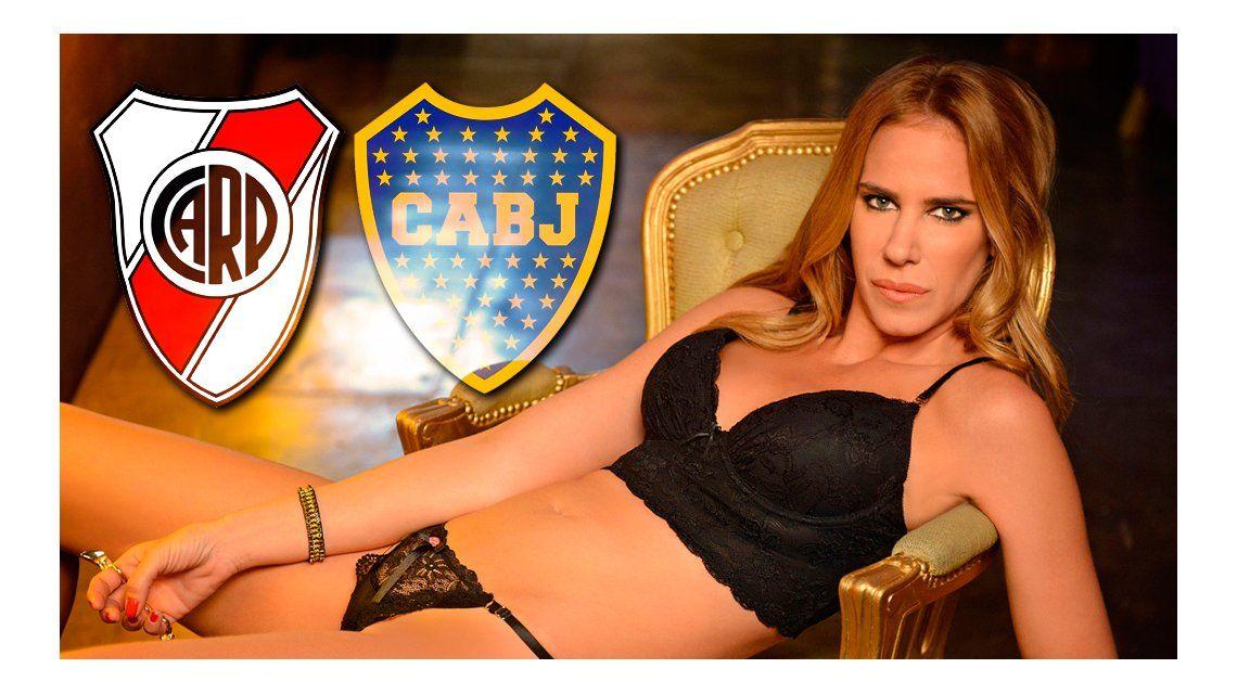 Marcela Baños será la Voz del Estadio en el Superclásico y estallaron las críticas
