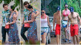 Katy Perry, enamorada de Orlando Bloom, el actor de Piratas del Caribe