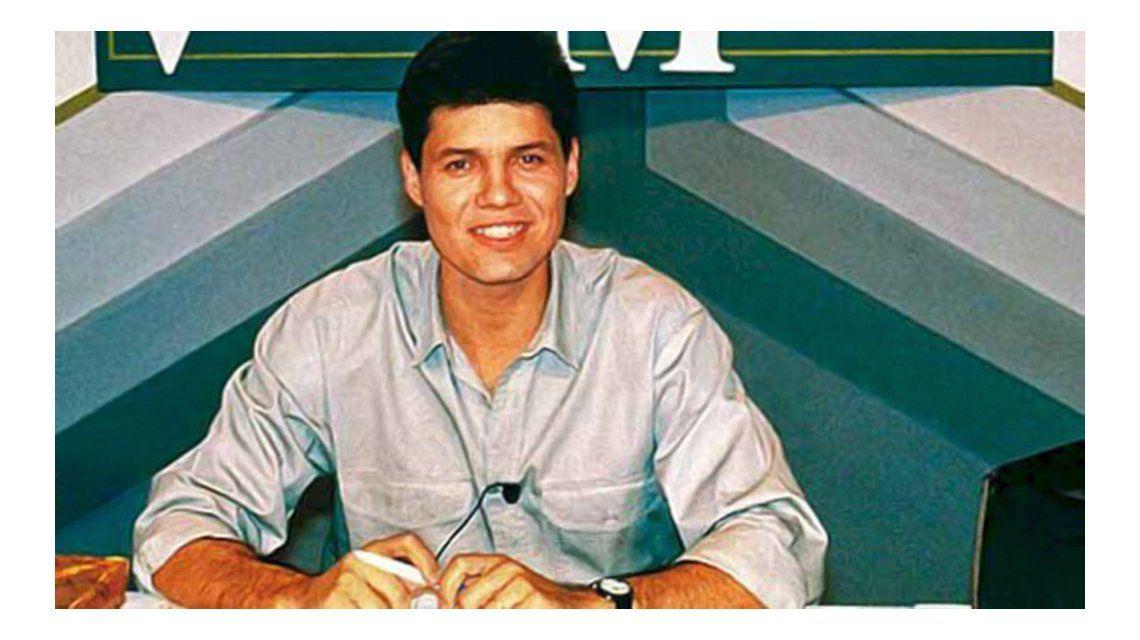 A 26 años del inicio de Videomatch, la foto vintage y el recuerdo de Marcelo Tinelli