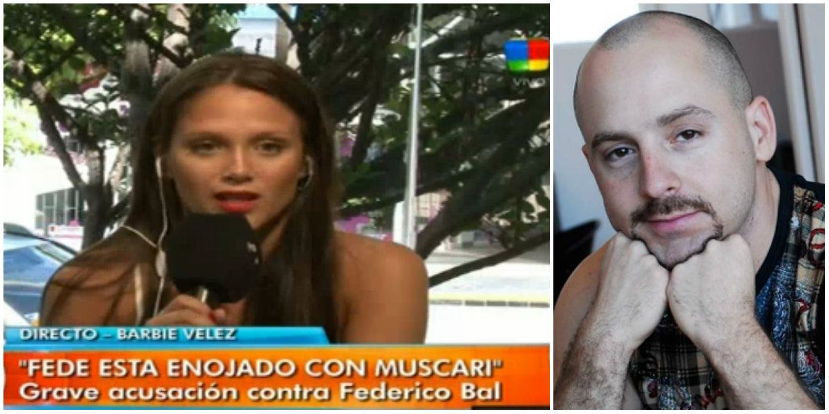 Barbie Vélez contó por qué José María Muscari no le pide perdón a Fede Bal: No es todo tan simple