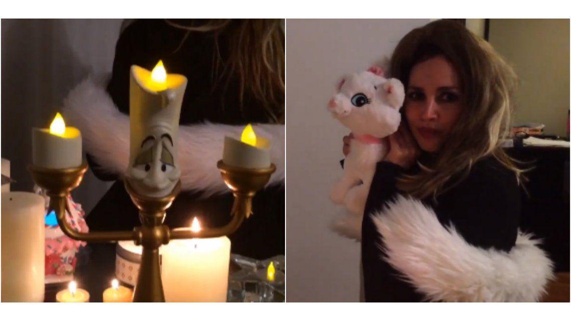 La divertida parodia de Belén Francese sobre María del Mal