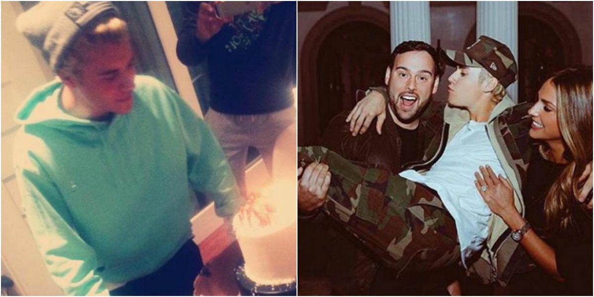 Justin Bieber festejó su cumpleaños a lo grande: mirá las fotos y videos