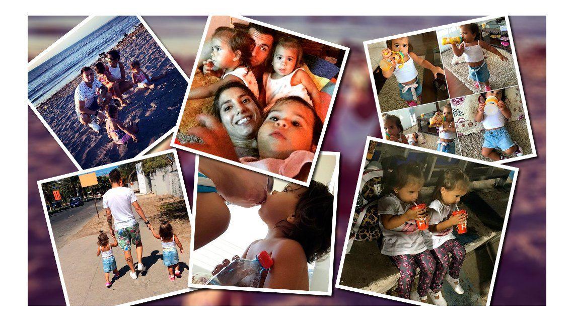 Los primeros días de Cinthia Fernández en Chile: amor y aventuras junto a sus hijas y Matías Defederico