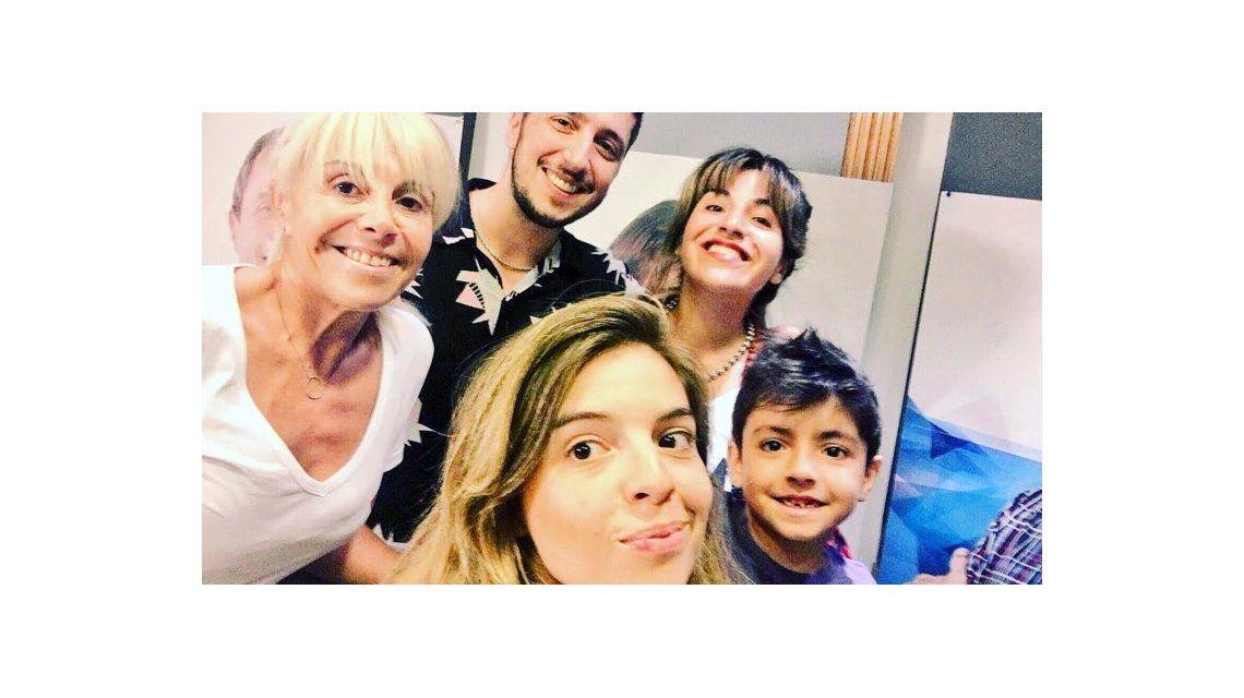 Claudia Villafañe, Dalma y Gianinna hablaron de todo: las diferencias con los otros hijos de Diego y la gran amenaza de muerte a Verónica Ojeda