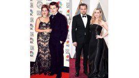 Leonardo Di Caprio y Kate Kate Winslet, juntos en los Premios Oscar