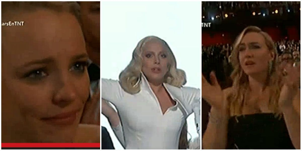 El momento más impactante: el show homenaje de Lady Gaga a las víctimas de abuso sexual