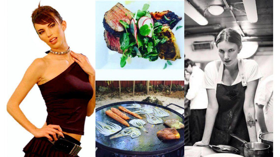 El cambio de vida de Deborah De Corral: de modelo top a destacada chef
