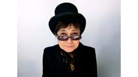 La emotiva convocatoria de Yoko Ono para su muestra en el MALBA