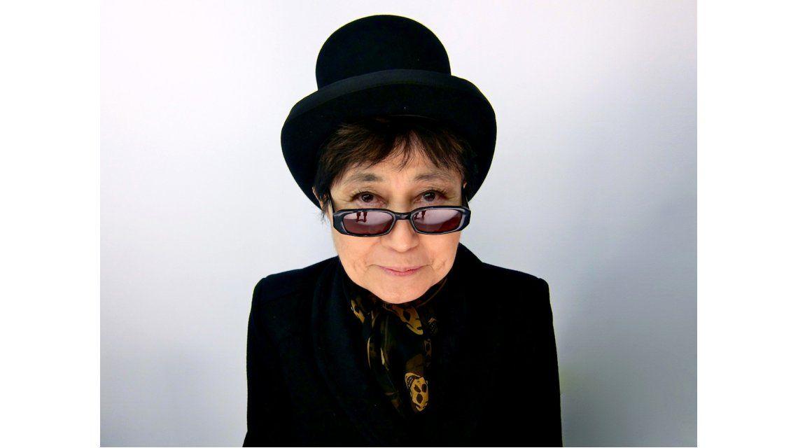 La emotiva convocatoria de Yoko Ono a mujeres latinoamericanas para su muestra en el MALBA