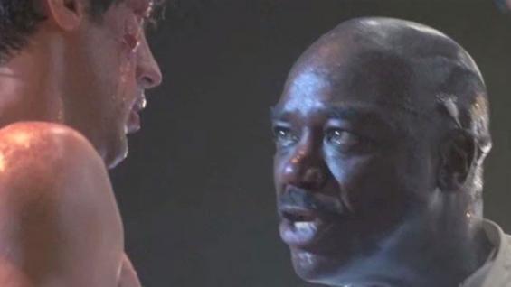 Murió Tony Burton, el entrenador de Apollo Creed en Rocky