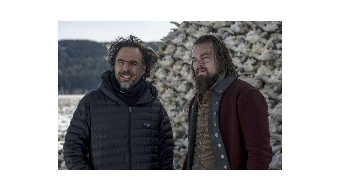 José Luis García Espina, productor argentino de Revenant: DiCaprio salía de noche con su madre con total tranquilidad