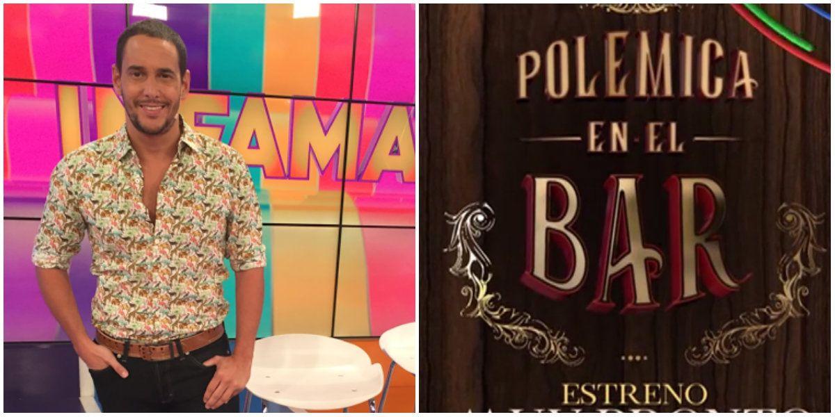 Rodrigo Lussich, la nueva incorporación de Polémica en el bar: de Infama a Telefe