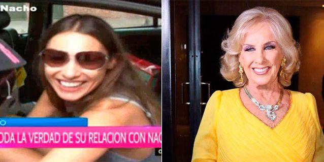 Pampita habló luego de que Mirtha Legrand confirmara su romance con Nacho Viale