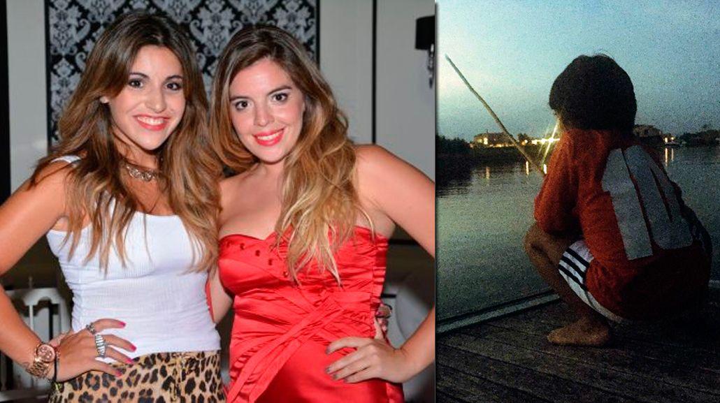 Las hijas de Maradona, encendidas en Twitter, desafían a la Justicia: camisetas de Diego y críticas