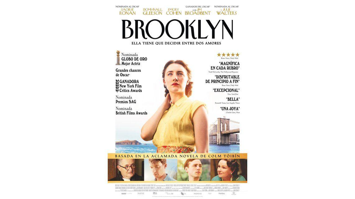 Brooklyn, el gran estreno de la semana