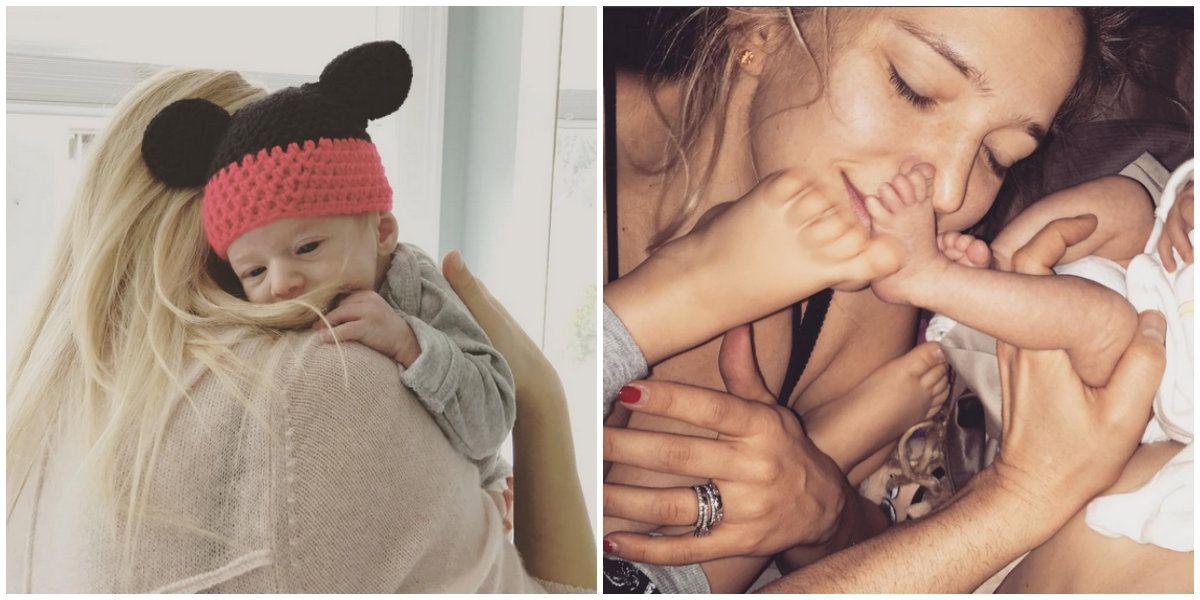 La foto más tierna de Luisana Lopilato con su hijo Elias: Nada más lindo que abrazar a este hermoso ratoncito