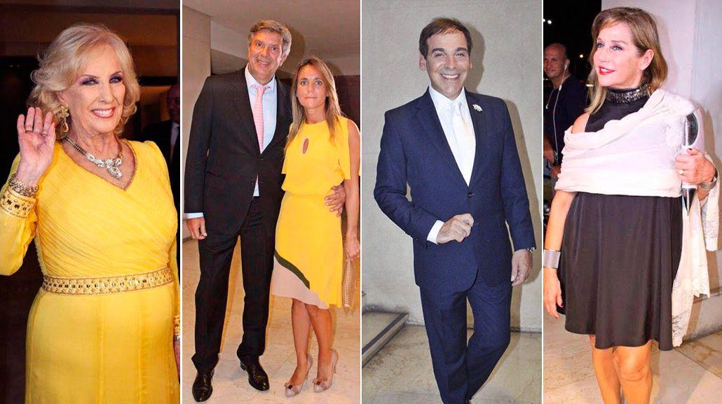 El look de los invitados al cumpleaños íntimo de Mirtha Legrand