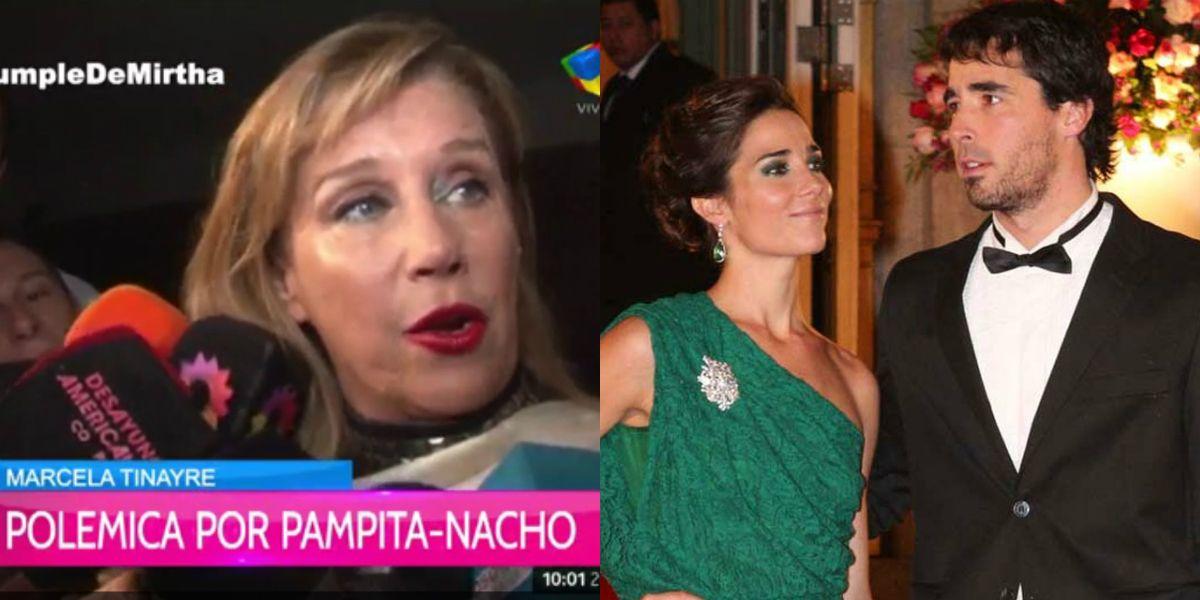 Marcela Tinayre, súper irónica sobre los romances de sus hijos: No me importa nada