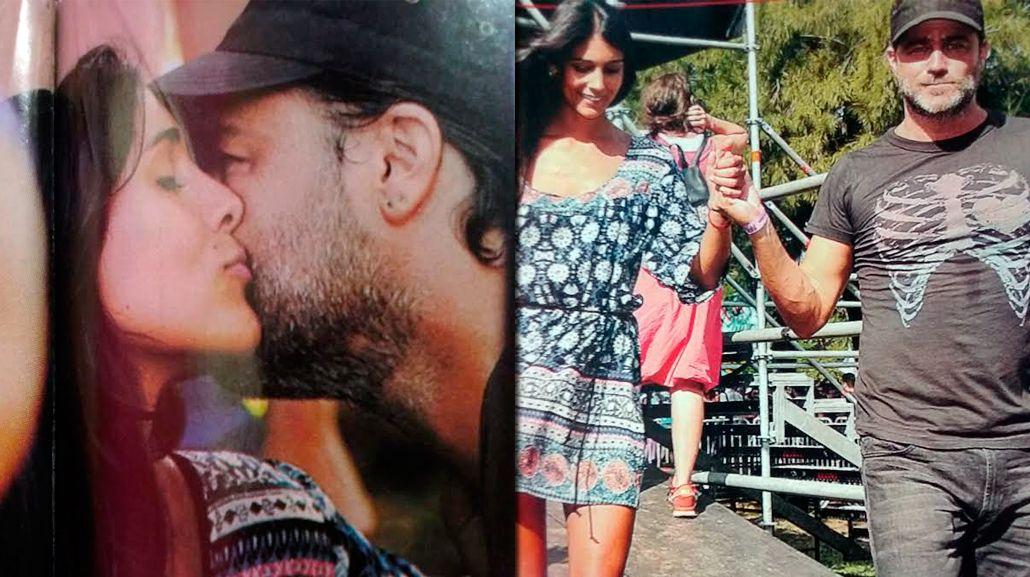 Gastón Pauls presentó a su primera novia luego de la separación de Agustina Cherri