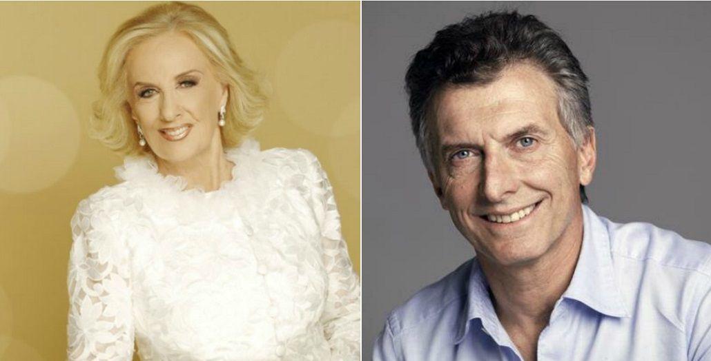 Mirtha Legrand, en el día de su cumpleaños: Mauricio Macri todavía no me llamó, tendría que llamar