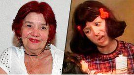 Murió María Luisa Alcalá