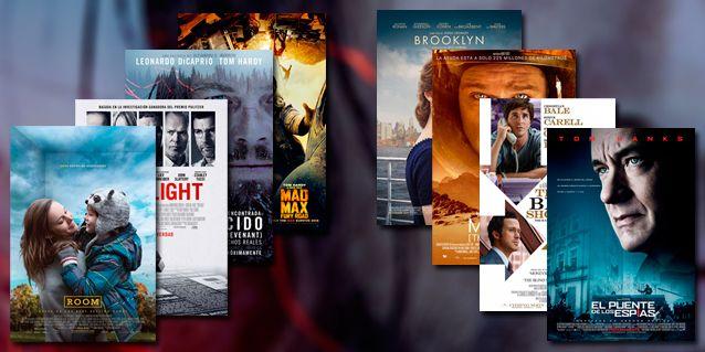 EncuestaR0: ¿Qué película debería ganar el Oscar?