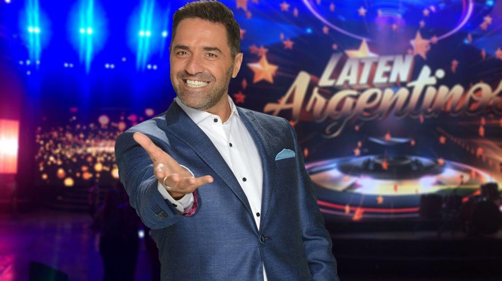 Esta noche, Mariano Iúdica regresa a la pantalla chica con Laten argentinos: todos los detalles